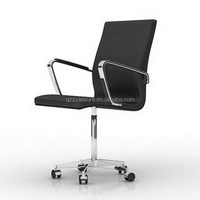 High Office Computer Fitted Chair Cover