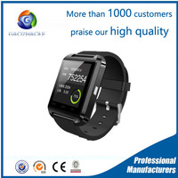 Christmas hot gifts U8 bluetooth Smart Watch ChristWristWatch 2015 factoryCheap Factory price wholesale cheap