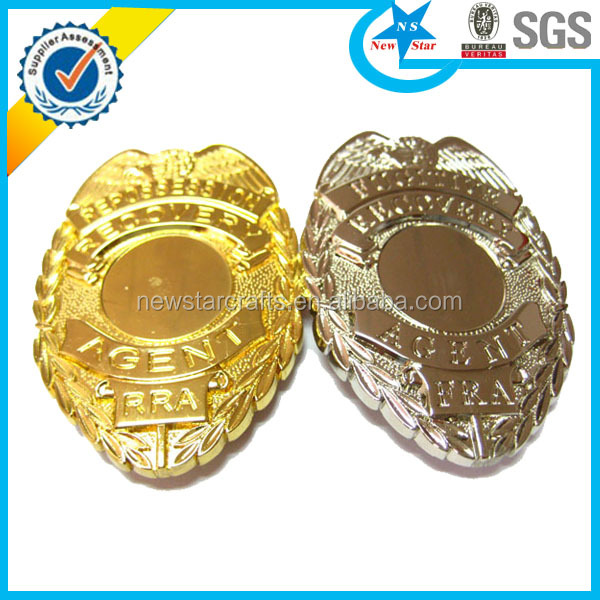 Custom security badges