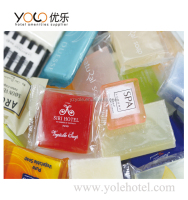 hotel different types of toilet soap produced by soap making machine