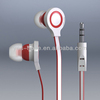 Mini ear bud with mic smartphone earphone with special design from China supplier