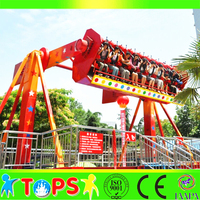 Best Sale!!!Crazy Adult Giant Ride Space Travel Activity Amusement