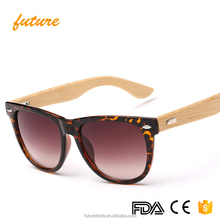 P8061 Yiwu Future Wood PC Outdoor Activities Newest Fashionable Ocean Clear Wholesale 2017 Wooden Sunglasses