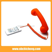 Hot Sell ABS Retro phone cell phone handset