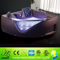 HS-B219 bubble spa bath /water jet bathtub