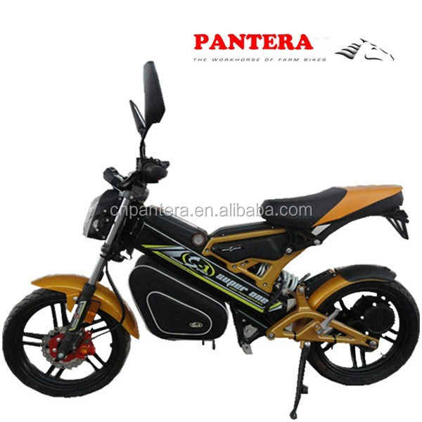 PT-E001 EEC Approved 48V Lithium Battery Powered Folding Electric Chainless Motorbike
