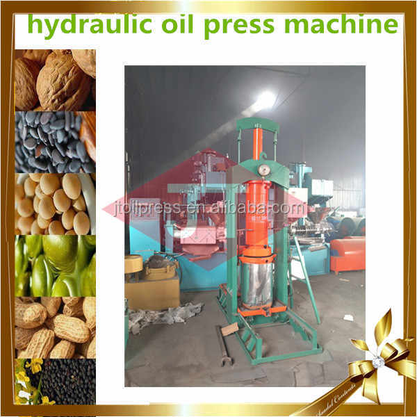 Cooking oil press refining olive avocado tea seed widely used mini crude palm oil extraction process