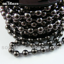 SQ10 metal ball chain curtain for exhibition decoration