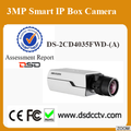 Hikvision 3MP smart IP box camera DS-2CD4035FWD-A Outdoor security