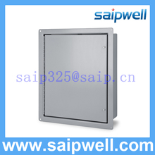 Saipwell Project Flush Mount Waterproof Electrical Stainless Steel Switch Box