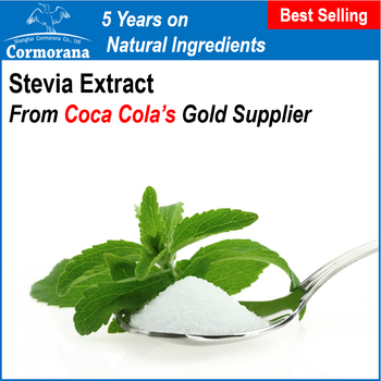Premium Natural Sweetener Stevia Extract from World's Biggest Manufacturer