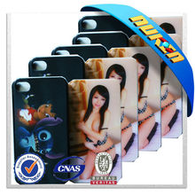 Hot sale advertising model for iphone and ipad skin