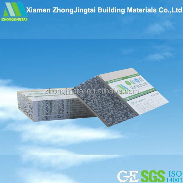 OBON Thermal Insulation Light Weight Roof Wall Eps Polyurethane Foam Adhesive Price M2