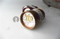 small round metal tin box in neckline(69(D)*95Hmm)