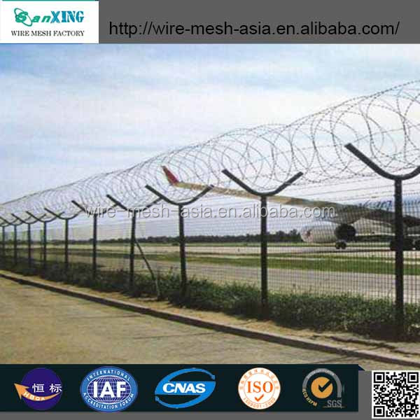 Farm fencing/sheep fencing mild steel barbed wire 200m roll