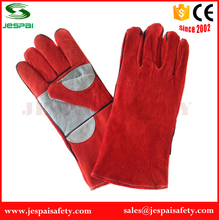Hot sale factory direct price Welding leather gloves industrial work