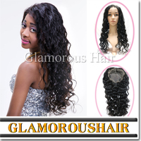 Brazilian Natural Wave Full Lace Wig Wholesale Human Hair Wig