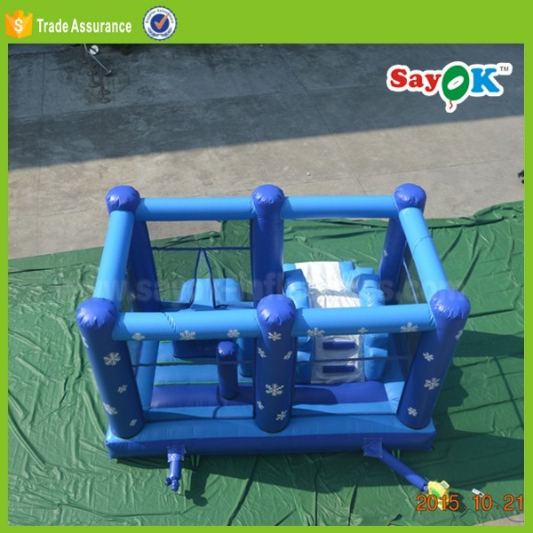 outdoor inflatable bouncer house inflatable castle with slide adult slide bounce house for rental event