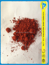 color pigment iron oxide red for building material,concrete