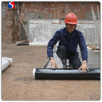 self adhesive asphalt waterproof Membrane Felt for roof/wall/bridge