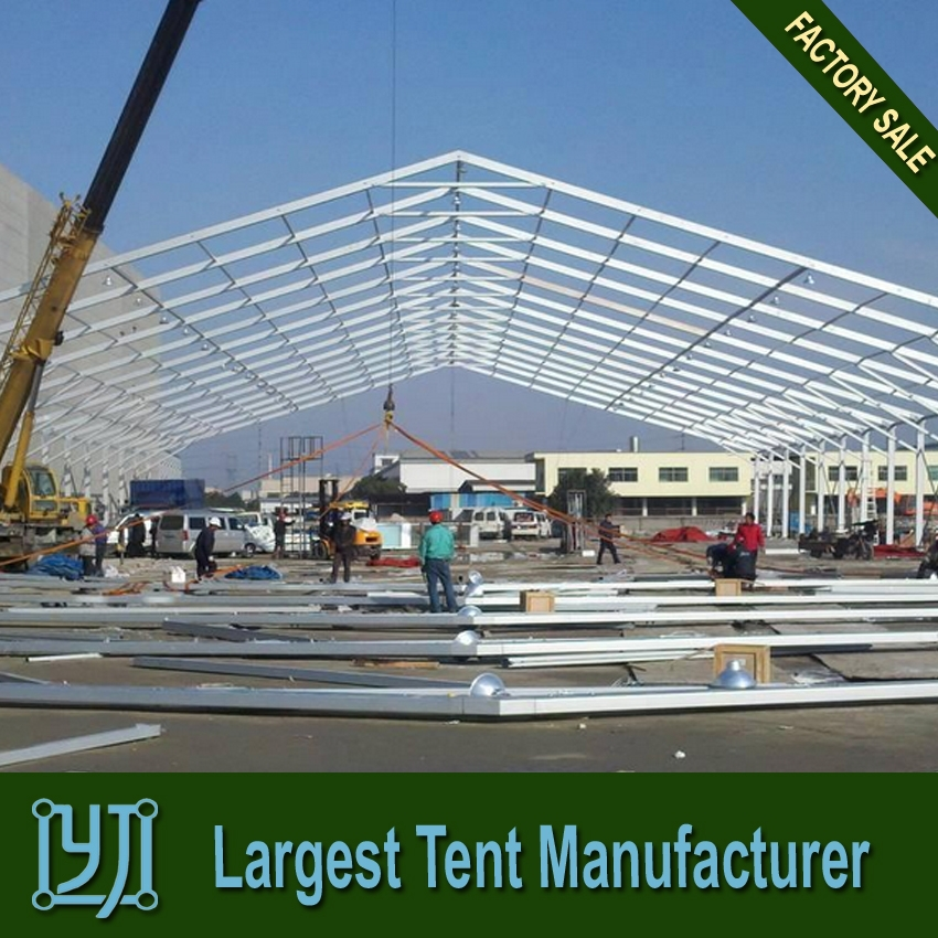 Huge Tent 30m Event Tent For Sale,fireproof PVC marquee tent