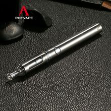 Vape Vapor Pen 510 Refillable Cartridge Ego Twist Evod Double Starter Kit With 650/900/1100Mah