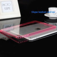 New Arrival Hot Sale TPU and Acrylic Ultra Slim Clear For Mini Ipad Case