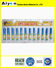 famouse super glue in India, aluminum packing mini super glue 502