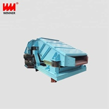 High efficient ZK durable mine linear vibrating screen for china manufacturer for rock crusher price