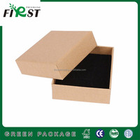 Basic Packaging Box With Cardboard Craft