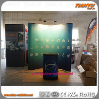 2016 China modular advertising trade show display