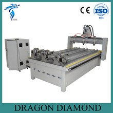 Best Price Rotary CNC Router Wood/Multi Spindle CNC Router
