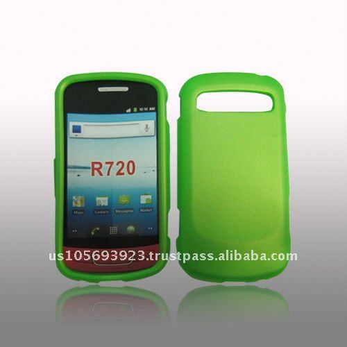 New Rubberized Green case for Samsung Admire SCH-R720