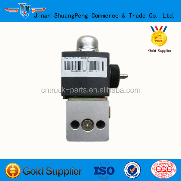 hot sale !!howo /weichai WG9719710004WG9724270002 jinan high quality electric valve actuator