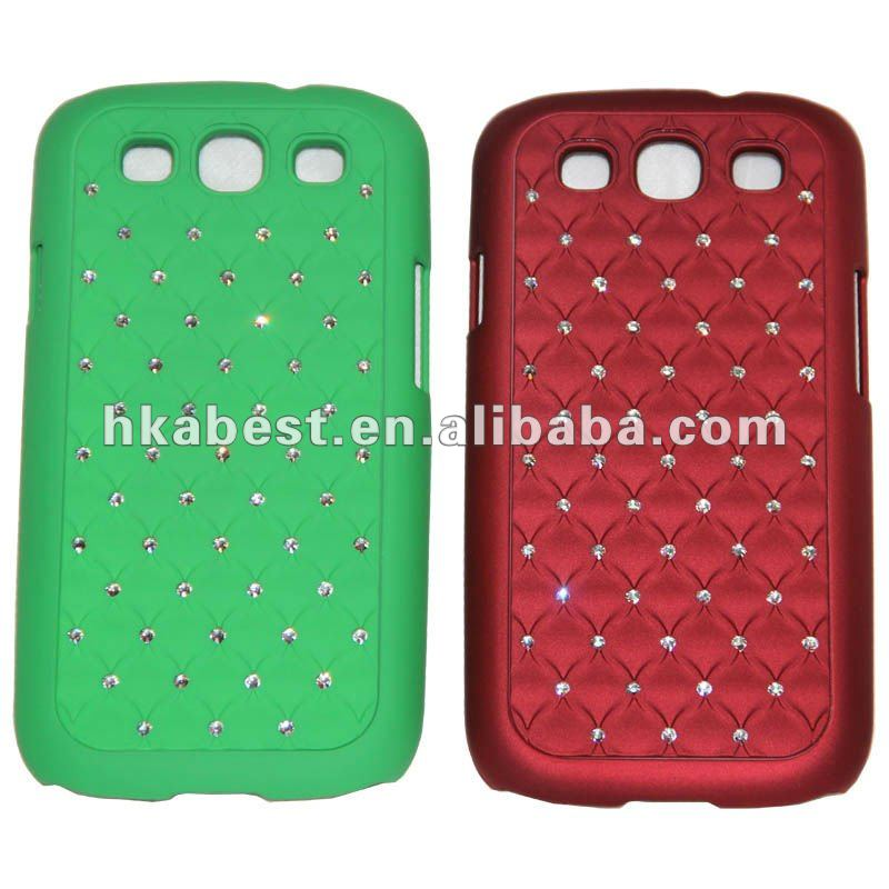 for Samsung Galaxy S3 i9300 Bling Spot Diamond Hard Case