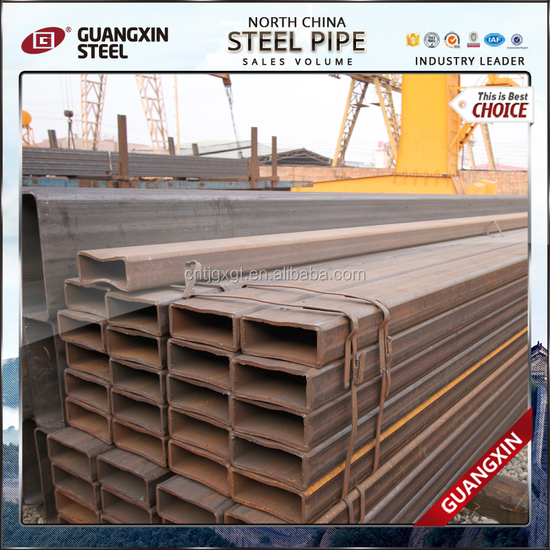 hot sales jis astm standards for pickling carbon rectangular steel pipe