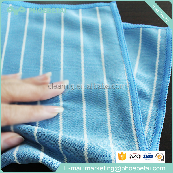 USA best selling high absorbent microfiber cleaning bamboo wash cloth