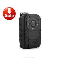 HOT SALE 1296P 32GB Storage 2900mAh long time recording IR Night Vision Infrared Body Worn Camera