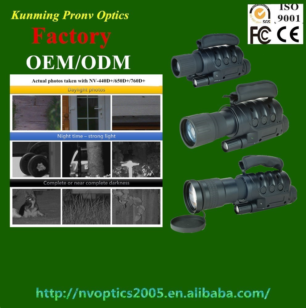 night vision camera interget memory card