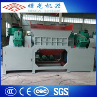 Excellent Quality and Good Performance Plastic Film Crusher
