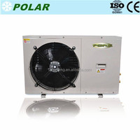 0.5HP 0.75HP 1HP 1.5HP 2HP 2.5HP Small refrigeration condensing unit with lanhai rotary compressor for small cold room