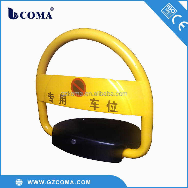 Automatic electrical safety barrier Remote control road safety Car parking barrier