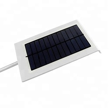 motion sensor solar powered outdoor wall light outdoor solar wall lamp