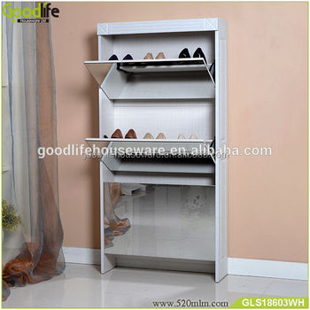 America best selling products wooden shoe display rack from Guangdong