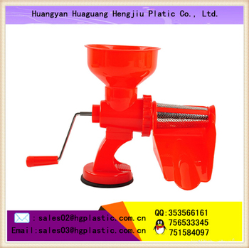 manual tomato juicer machine