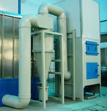 Automatic Electrostatic Of Powder Spray Coating Line With CE Approved