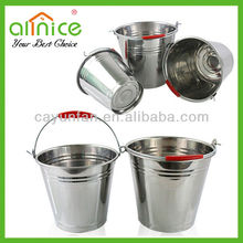 Magnetic Practical Househould stainless steel pail/bucket for water/water barrel
