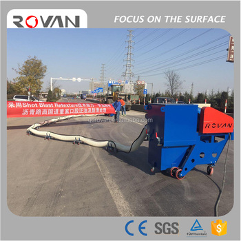 Best Offer Movable Floor Shot Blasting Machine Made by China