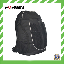 China wholesale Sport Soccer ball backpack football bag with side choes compartment
