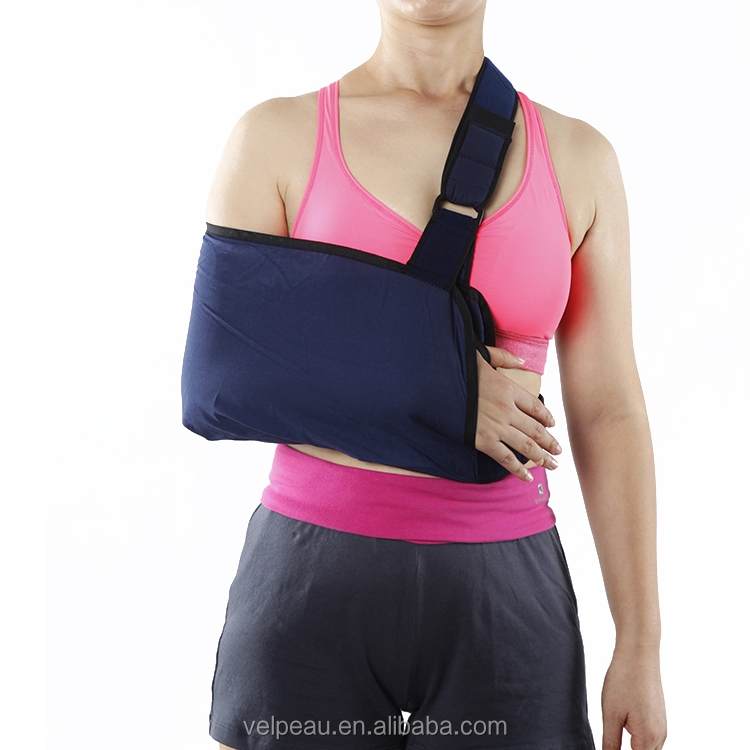 Velpeau Universal Arm Sling Breathable orthopedic closure adjustable orthopedic arm sling